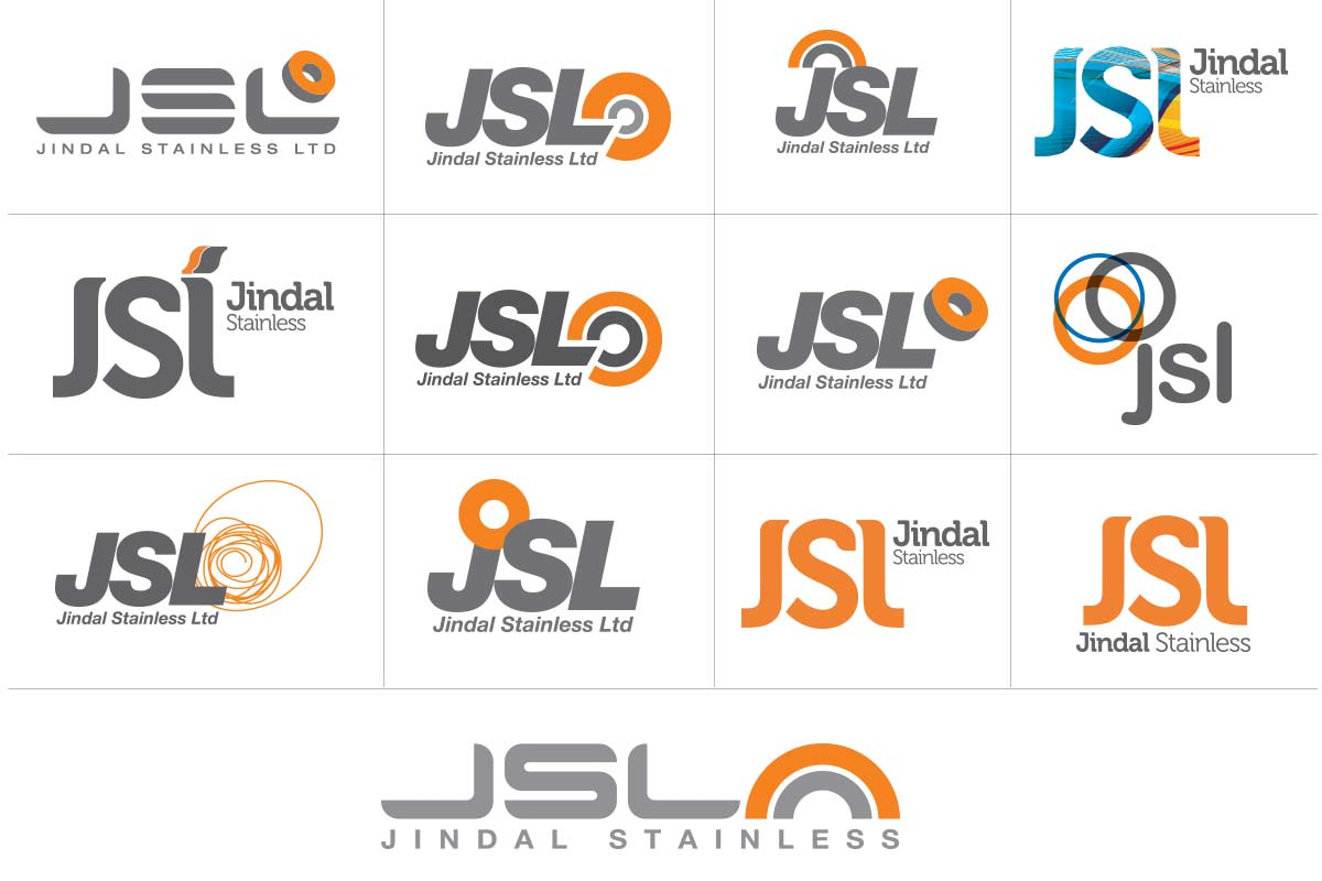 Brand Identity. Jindal Stainless